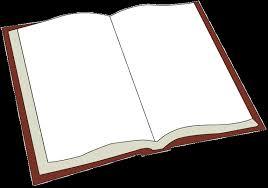 Une page blanche dans le livre de votre existence. dans Evasion livres